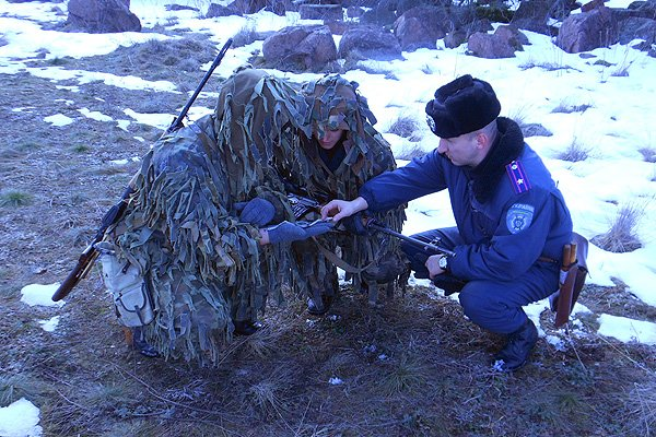 Мариупольские снайперы провели учебный сбор (ФОТО), фото-3
