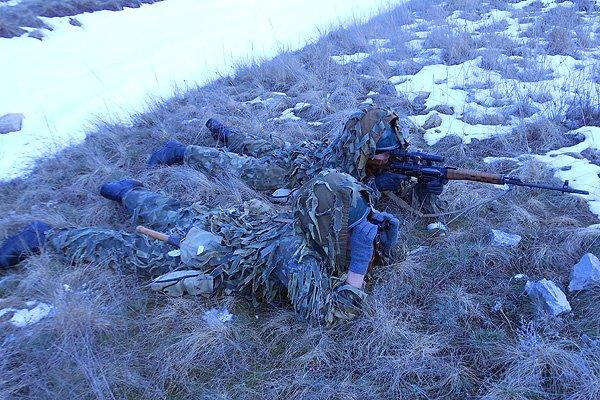 Мариупольские снайперы провели учебный сбор (ФОТО), фото-4