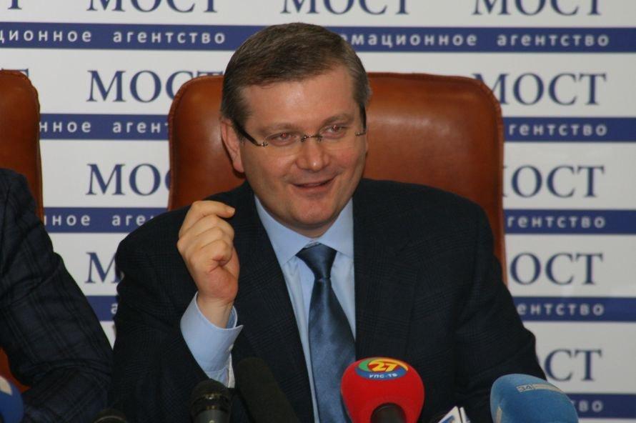 «Марафон  «Дети объединяют Украину»  - это возможность для талантливых ребят проявить себя», - вице-премьер Александр Вилкул, фото-1