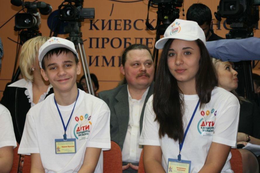 «Марафон  «Дети объединяют Украину»  - это возможность для талантливых ребят проявить себя», - вице-премьер Александр Вилкул, фото-3