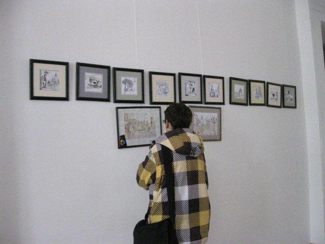 У Тернополі вперше відкрилася виставка креативної львівської художниці (фото), фото-1