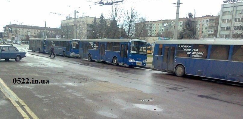 Городская власть отреагировала: Поселок Новый будут обслуживать автобусы большой и средней вместимости, фото-1