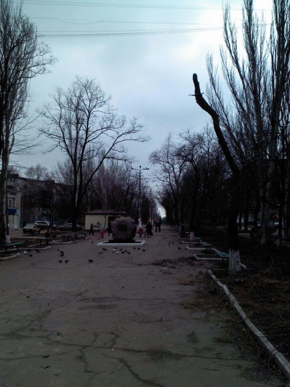 Деревья Хмельницкого 3