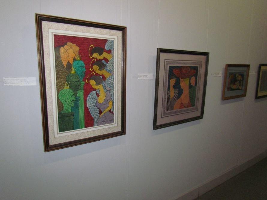 В Мариуполе открылась выставка интеллектуальных украшений (ФОТО), фото-7