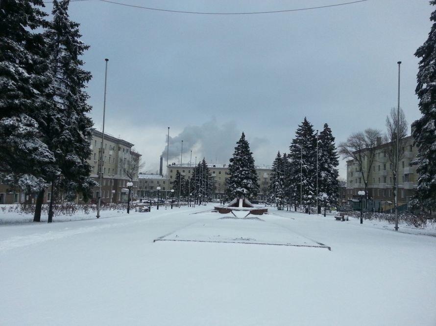 Власти Енакиева вновь заговорили об экологии фото 3
