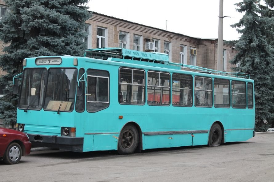 В Артемовске спишут первый троллейбус на металлолом, фото-3