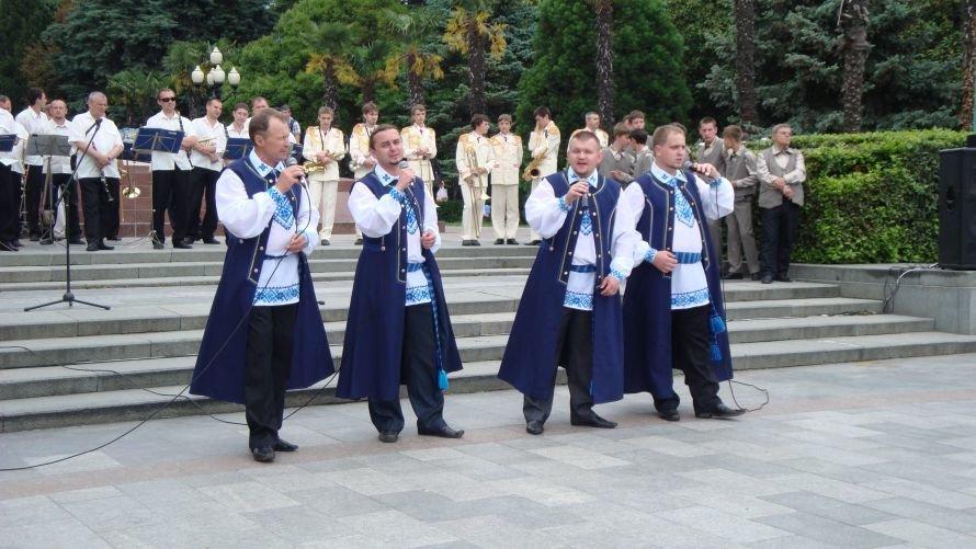 В конце мая  в Ялте пройдет V Международный Фестиваль духовой музыки имени Василия Соколика «Фанфары Ялты», фото-1