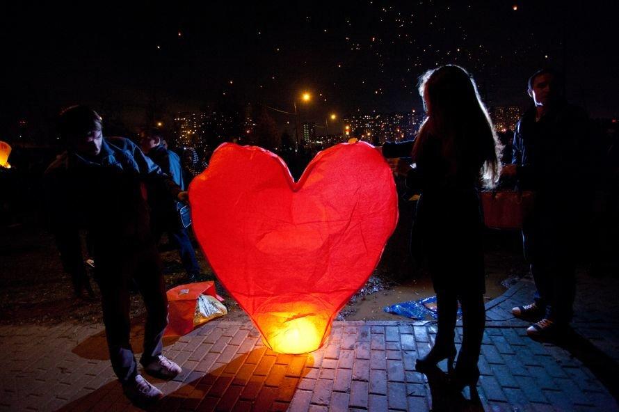 На День влюбленных в Кривом Роге: Лаборатория №9, романтические вечеринки и небесные фонарики, фото-1