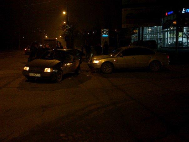 В Мариуполе «Таврия» и «Богдан» не разделили проспект Металлургов (ФОТО), фото-8