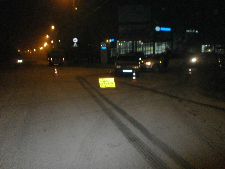 В Мариуполе «Таврия» и «Богдан» не разделили проспект Металлургов (ФОТО), фото-5