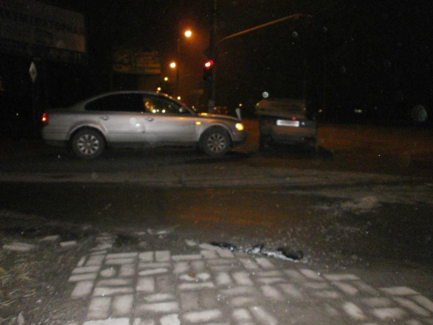 В Мариуполе «Таврия» и «Богдан» не разделили проспект Металлургов (ФОТО), фото-6