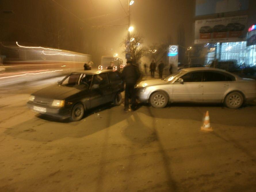 В Мариуполе «Таврия» и «Богдан» не разделили проспект Металлургов (ФОТО), фото-3