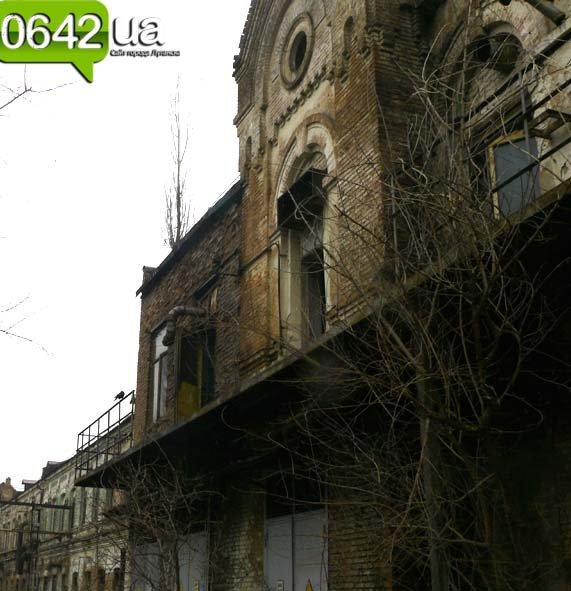 В Луганске на руинах бывшего казенного завода можно снимать мистические фильмы (ФОТО), фото-9
