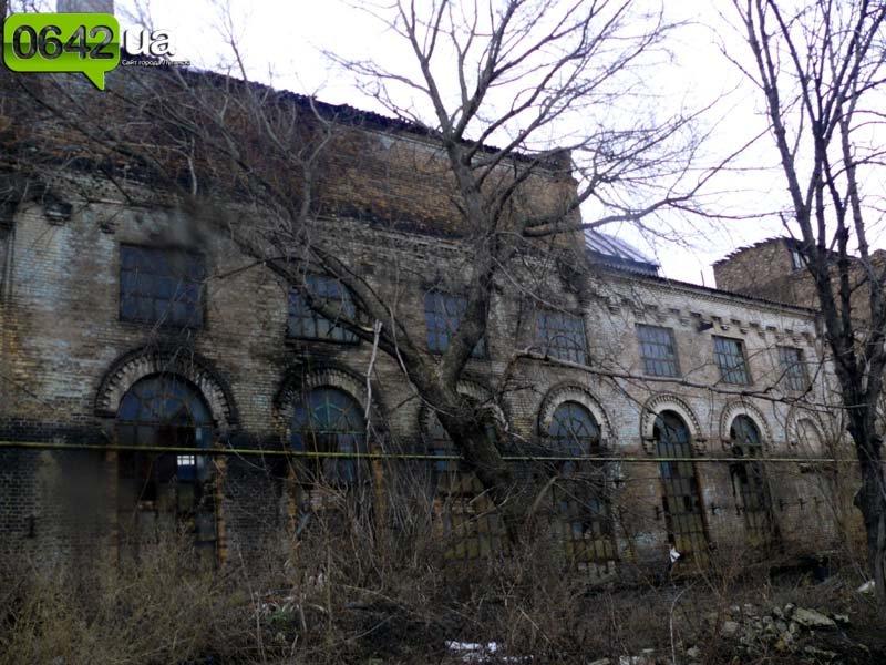 В Луганске на руинах бывшего казенного завода можно снимать мистические фильмы (ФОТО), фото-2