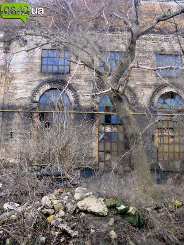 В Луганске на руинах бывшего казенного завода можно снимать мистические фильмы (ФОТО), фото-3