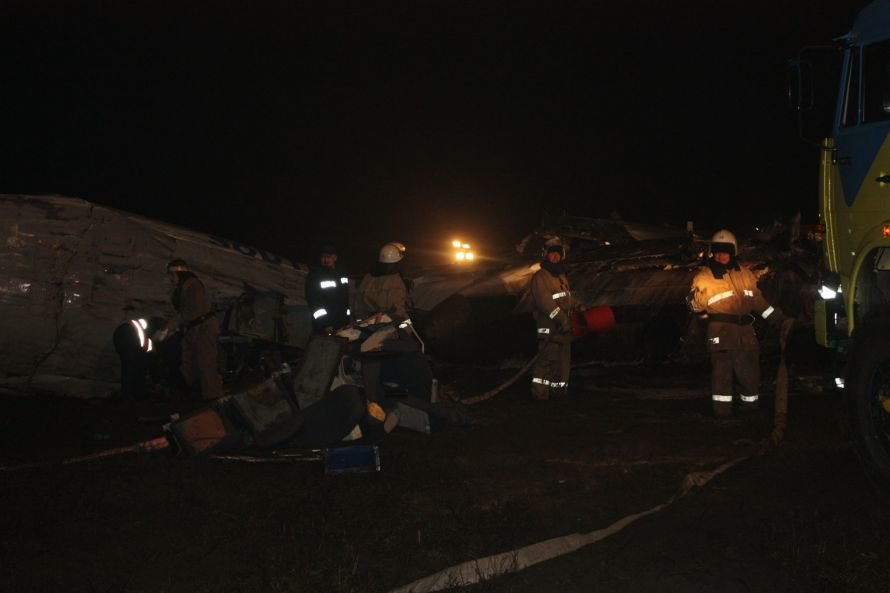 Катастрофа самолет 4