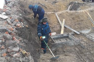 В Днепропетровске на «Нагорке» нашли артиллерийский снаряд (ФОТО), фото-1