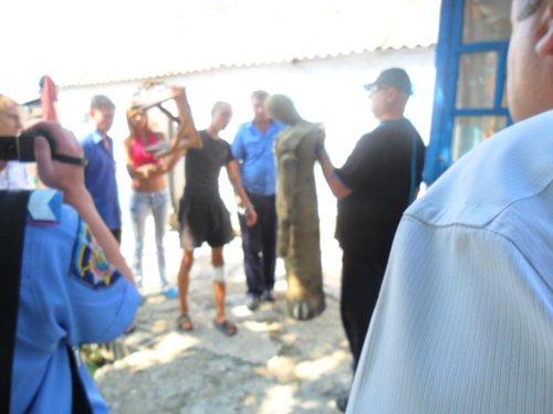 В Мариуполе осудили парня, забившего табуретом обидчика своей матери (ФОТО), фото-2