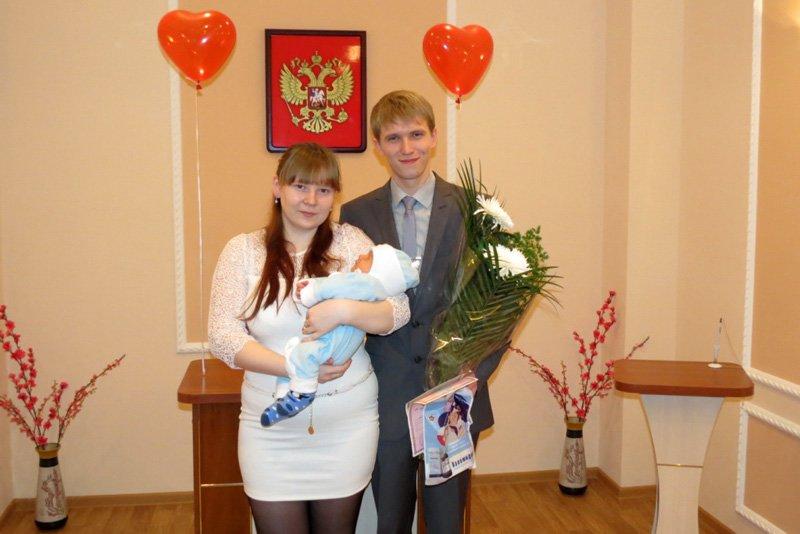 Молодая семья Павловых отметила двойной праздник (ФОТО), фото-1