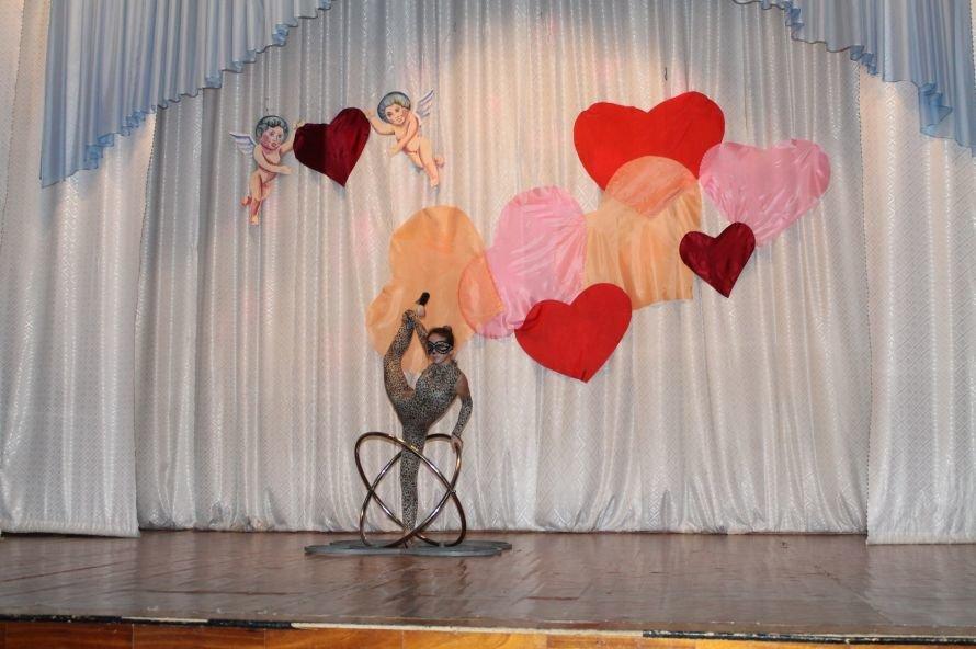 Артемовские студенты отмечали День Святого Валентина с юмором и флешмобом, фото-3
