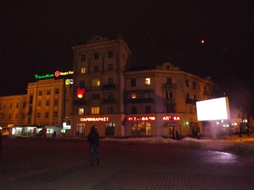Тернополяни запалили свічки у небі – запуск ліхтариків на Театральному майдані (фото, відео), фото-11