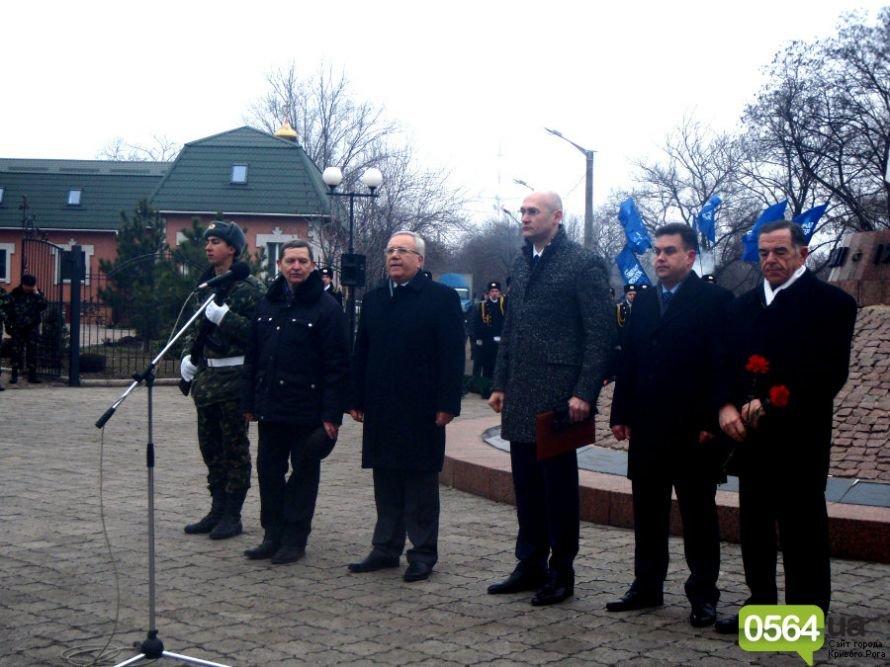 В Кривом Роге почтили память погибших воинов-интернационалистов, а главный регионал города не хотел говорить с инвалидом-афганцем (ФОТО), фото-3