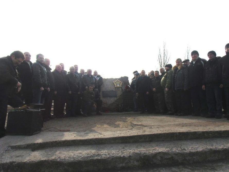 Енакиевцы почтили память воинов-интернационалистов фото 3