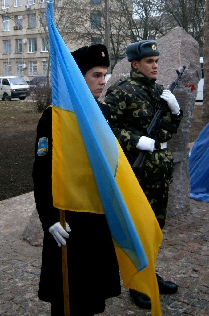 Вчера состоялось открытие памятника воинам-интернационалистам (ФОТО, ВИДЕО), фото-1