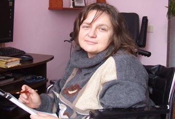 Неподалік Тернополя художниця творить мистецькі дива в інвалідному візку (фото), фото-1