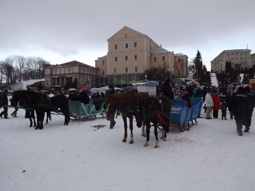 На Святі зими у Тернополі квадроцикл перевернувся на очах у дітей (відео, фоторепортаж), фото-19