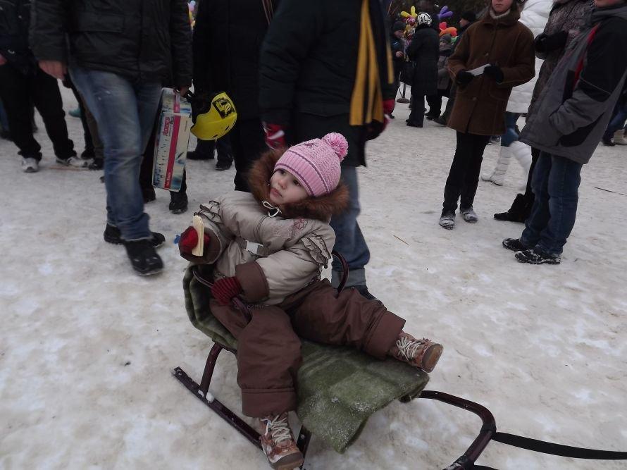На Святі зими у Тернополі квадроцикл перевернувся на очах у дітей (відео, фоторепортаж), фото-28