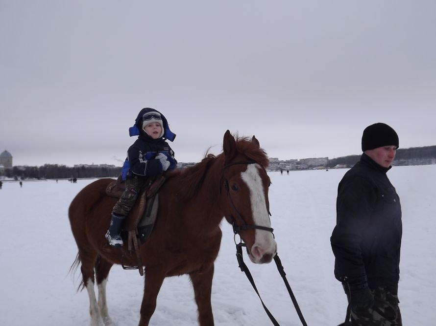 На Святі зими у Тернополі квадроцикл перевернувся на очах у дітей (відео, фоторепортаж), фото-22