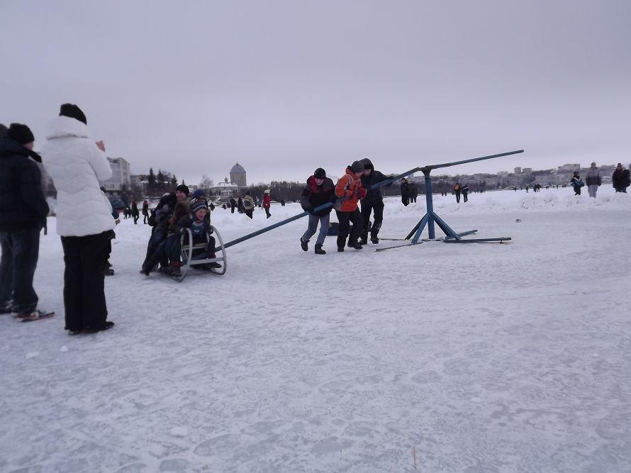 На Святі зими у Тернополі квадроцикл перевернувся на очах у дітей (відео, фоторепортаж), фото-17