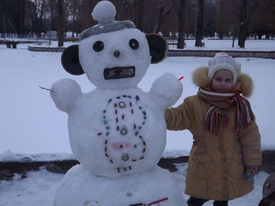 На Святі зими у Тернополі квадроцикл перевернувся на очах у дітей (відео, фоторепортаж), фото-33