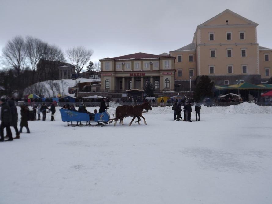На Святі зими у Тернополі квадроцикл перевернувся на очах у дітей (відео, фоторепортаж), фото-26