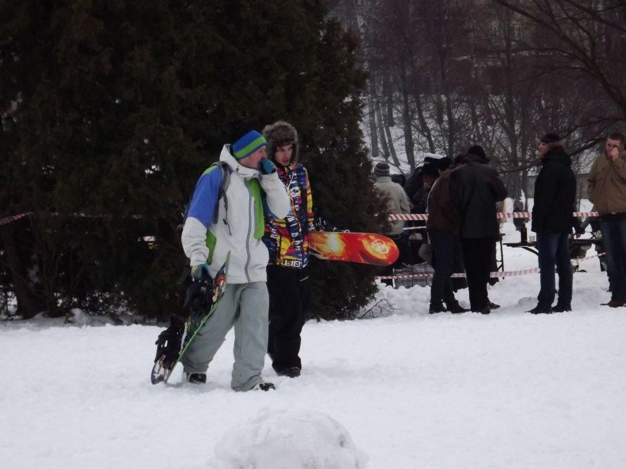 На Святі зими у Тернополі квадроцикл перевернувся на очах у дітей (відео, фоторепортаж), фото-3