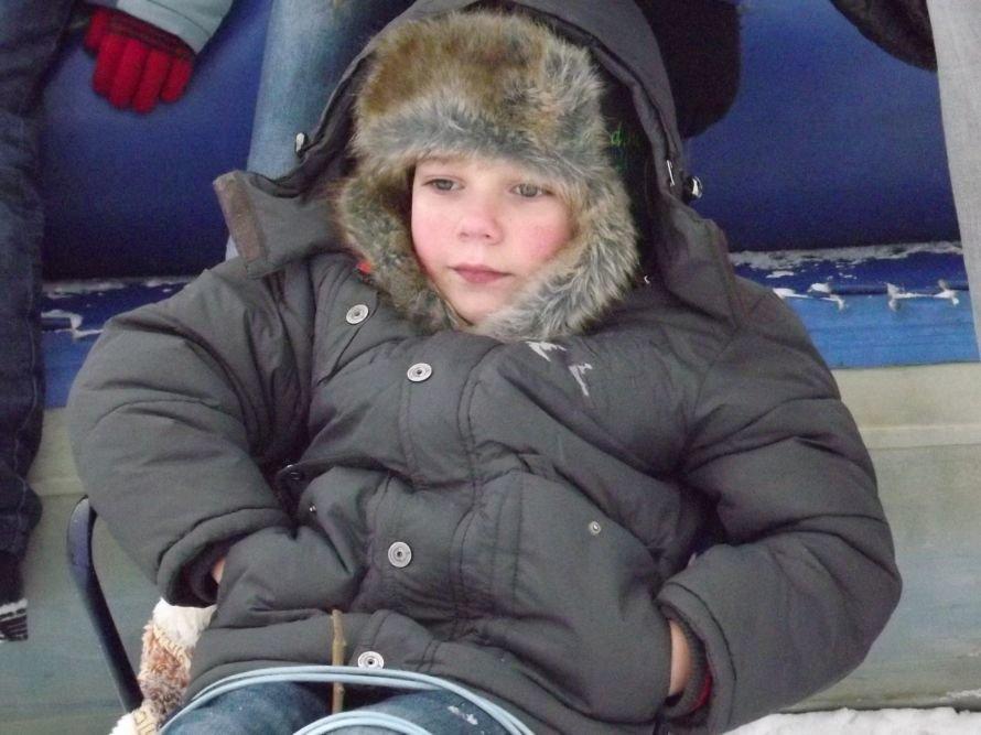 На Святі зими у Тернополі квадроцикл перевернувся на очах у дітей (відео, фоторепортаж), фото-1