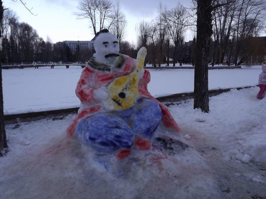 На Святі зими у Тернополі квадроцикл перевернувся на очах у дітей (відео, фоторепортаж), фото-31