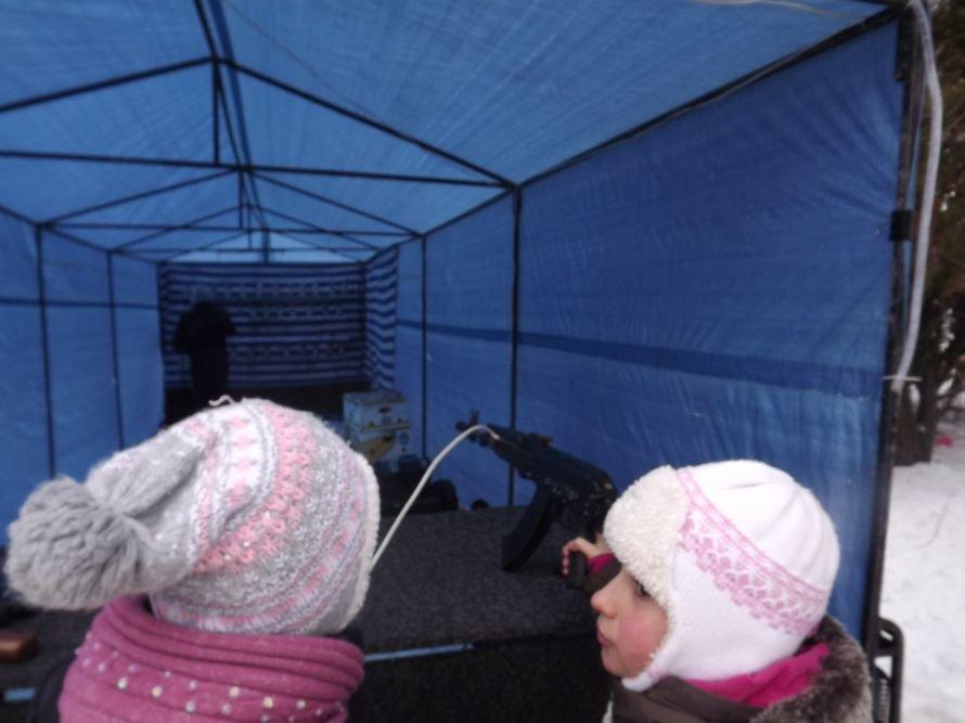 На Святі зими у Тернополі квадроцикл перевернувся на очах у дітей (відео, фоторепортаж), фото-9