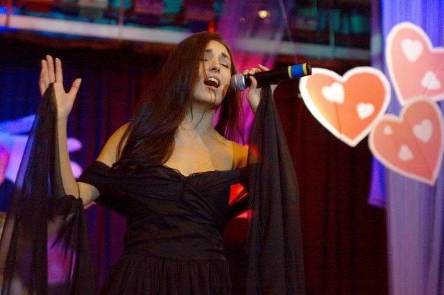 Днепропетровские студенты пели о любви (ФОТО) (фото) - фото 1