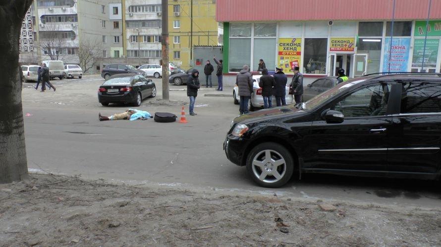 Водитель на иномарке убил днепропетровчанку (ФОТО 18+), фото-1