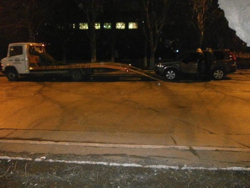 В Мариуполе автомобилисты  в выходные дни старались ездить аккуратно, фото-1