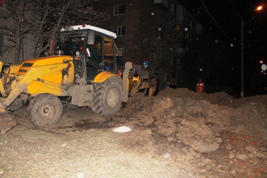 В Артемовске от порывов водовода страдают не только жители, но и сам водоканал (ФОТОФАКТ), фото-1
