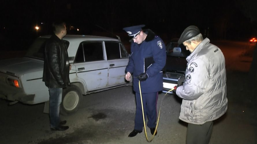 18 февраля: в Днепропетровске под колесами авто погибла женщина, а бывший зэк убил ребенка, фото-1