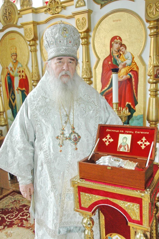 В Днепропетровск привезли десницу римской мученицы, фото-3