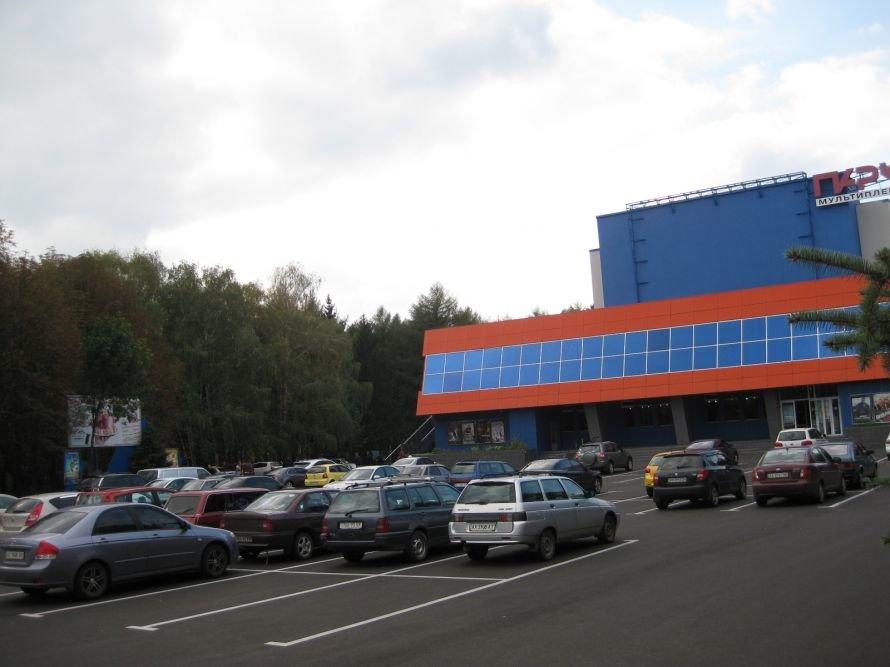 парковка 2