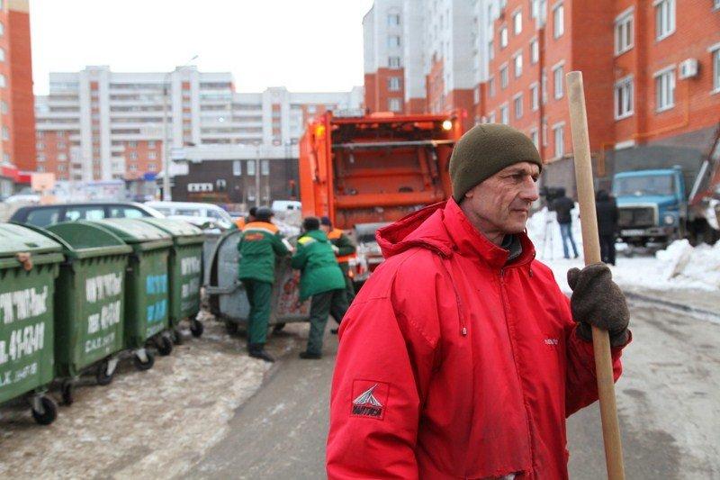 В Чебоксарах тестируют мусоровоз нового поколения (ФОТО), фото-1