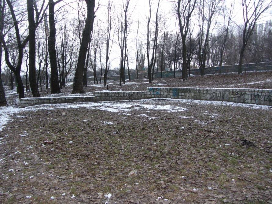 Парк имени Володи Дубинина: место в стиле Эдгара Аллана По (ФОТОРЕПОРТАЖ), фото-5