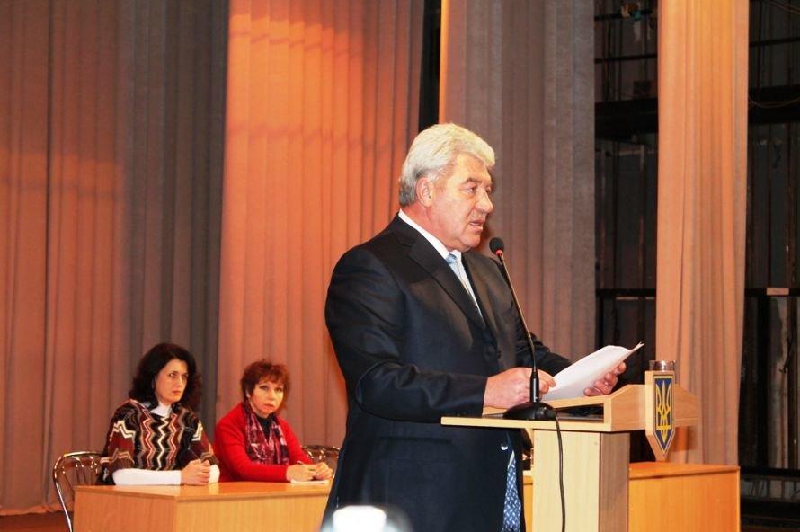 Как обсуждали социальный проект на 2013 год в Артемовске, фото-1