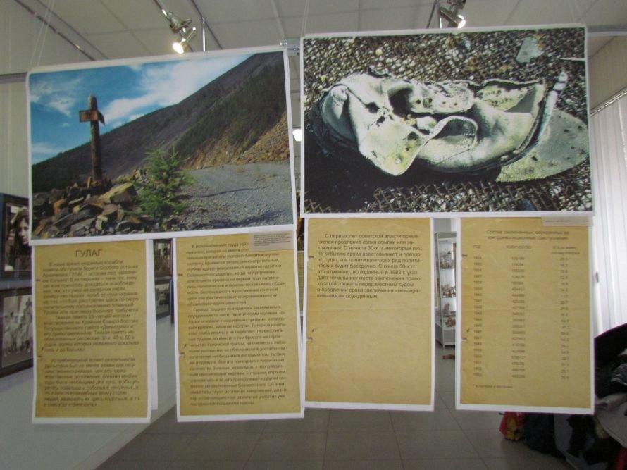 «Командировка в один конец»: мариупольцам показали жизнь каторжан в ГУЛАГе (Фоторепортаж), фото-8